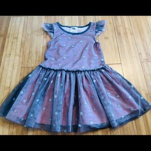 OshKosh Stars Dress Size 5T